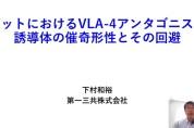 【ES-3】ラットにおけるVLA-4アンタゴニスト誘導体の催奇形性とその回避